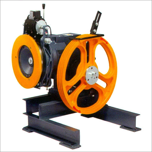 Lift Traction Machine