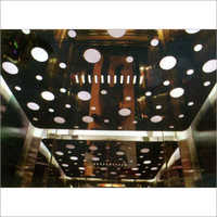 Decorative Elevator False Ceiling