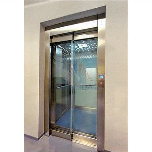 Full Vision Glass Auto Elevator Door
