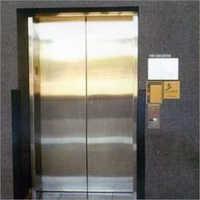SS Auto Elevator Door