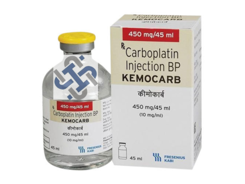 Kemocarb Carboplatin 450mg Injection