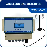 Wireless Gas Transmitter