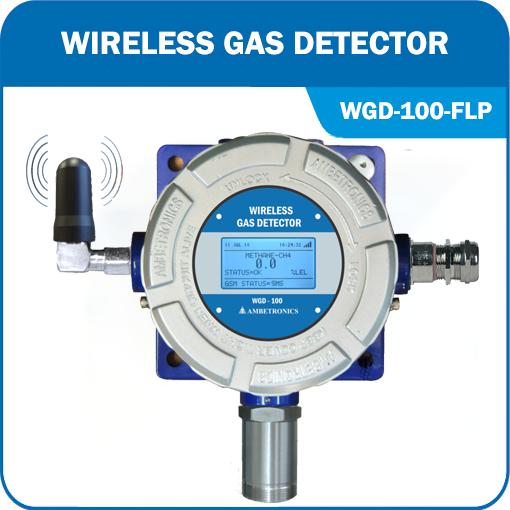 Wireless Gas Transmitter