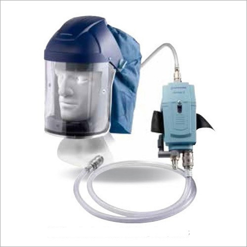 Air Respirator for Welding Purposes