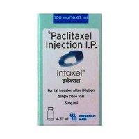 Intaxel Paclitaxel 100mg Injection