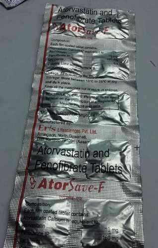 atorvastin fenofibrate tablets