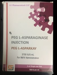 Peg L Asparaginase injection
