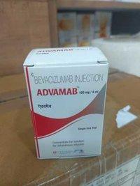 Advamab Bevacizumab 100mg Injection