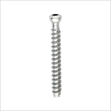 Cannulated Cancellous Screw