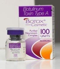 Botox Botulinum Toxin 100IU injection