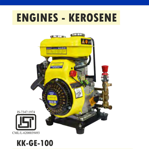 ENGINE-KEROSENE