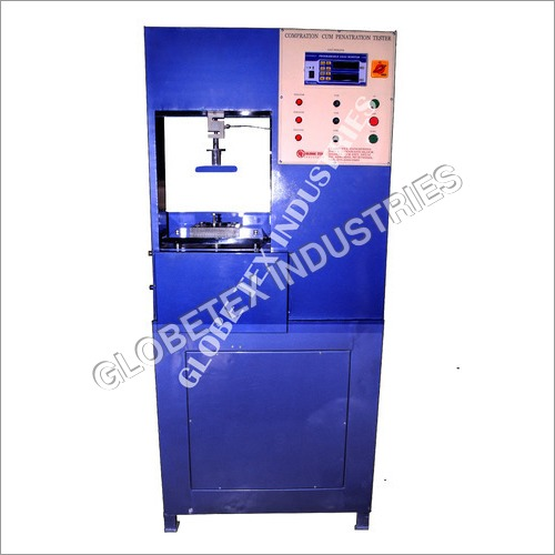 Compression Resistance cum Nail Penetration Tester