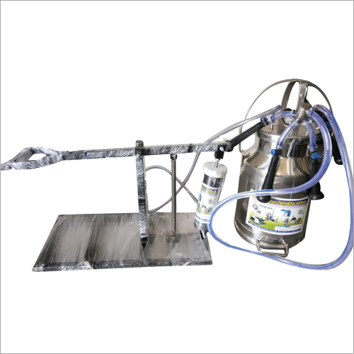 Automatic Milking Machine