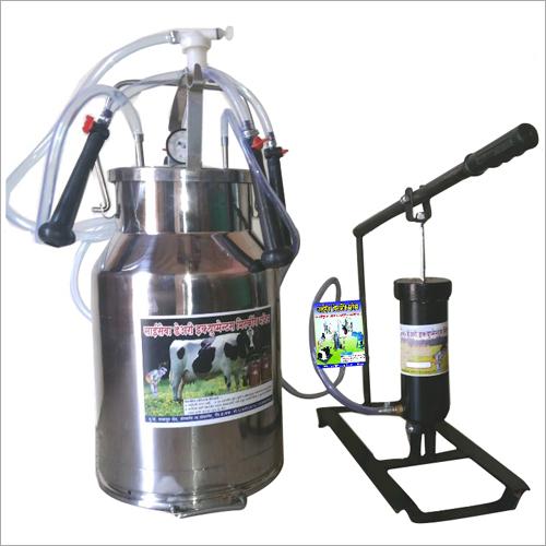 Manual Milking Machine