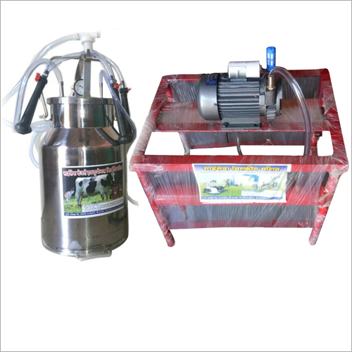 Inverter Based Milking Machine