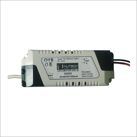 Non-Dimmable LEd Driver With Active PFC
