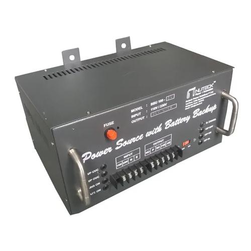 100W Battery Backup Power Source