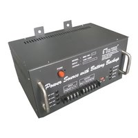100W Battery Backup Power Source