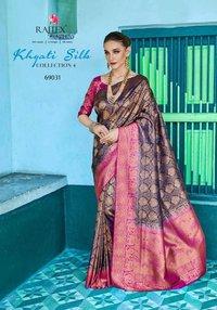 Branded Banarasi Silk Sarees