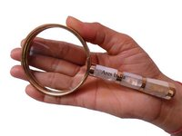 Mother of Pearl Small Magnifying Glass