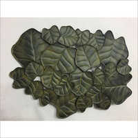 Wall Decor Metal Leaf