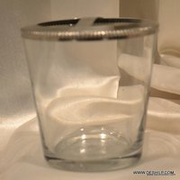 GLASS DECOR BATHROOM ACCESSORIES