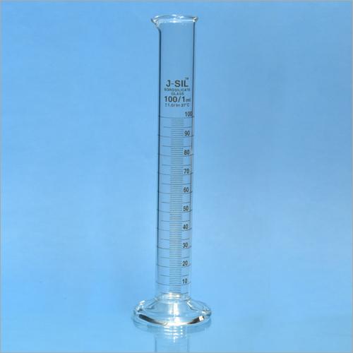 Round Base Measuring Cylinder