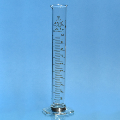 Tapped Density Measuring Cylinder