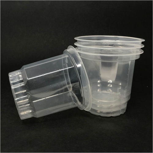 Plastic Disposable Drinking Glass