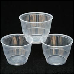 Plastic Disposable Ice Cream Cups