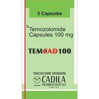 Temcad Temozolomide 100mg Capsules