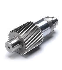 helical gear shaft