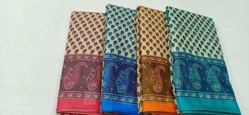 khadi cotton printed