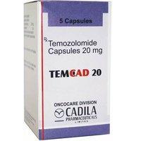 Temcad Temozolomide 20mg Capsules