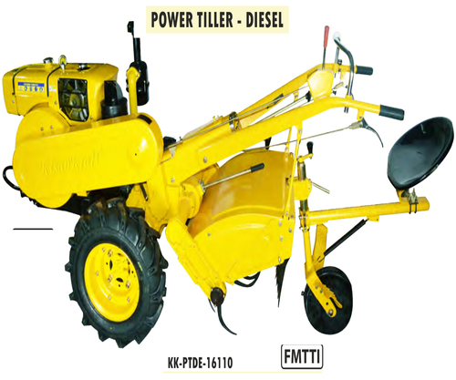 POWER TILLER -DIESEL