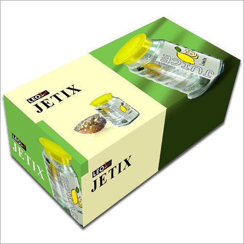 Printed Duplex Carton Box