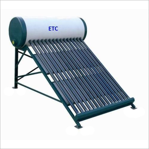 Solar Flat Plate Water Heater