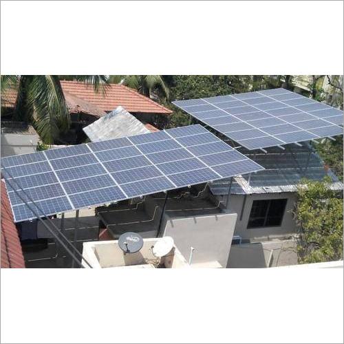 Domestic Solar Panel