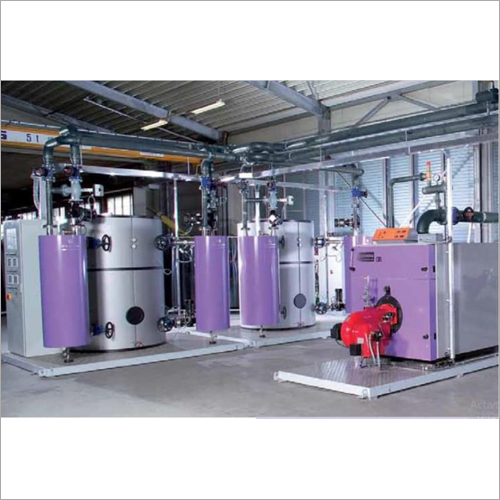 Water Heater Industrial Plant Service