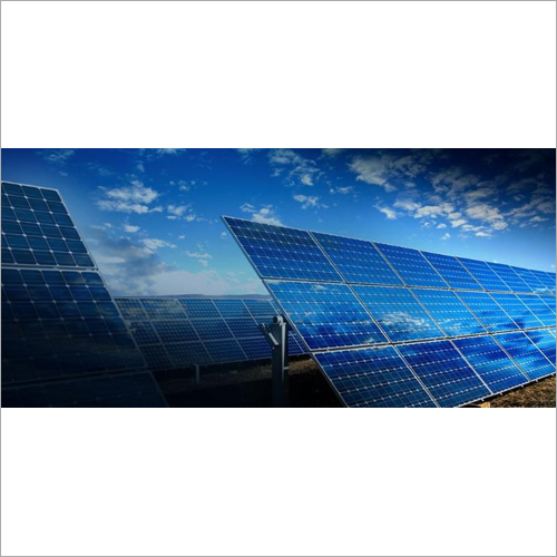 Industrial Solar Energy Panel