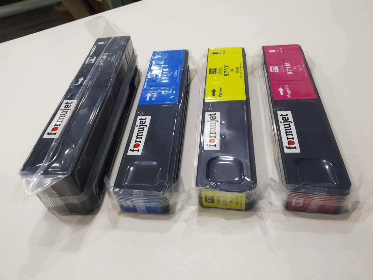 Compatible Hp 970 XL / 971 XL Ink Cartridge (Pigment Ink)