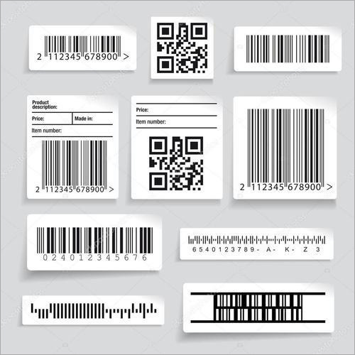 Barcode Labels And Stickers