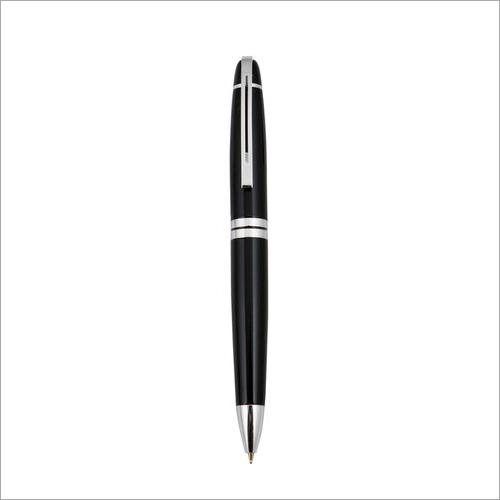 Safari Black Metal Ball Pen