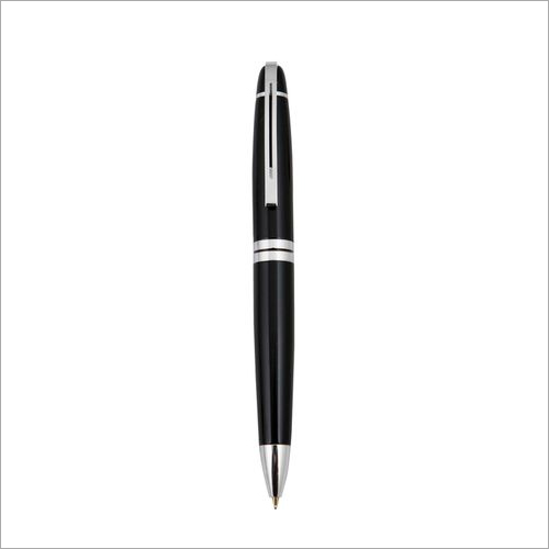 Safari Black Metal Ball Pen