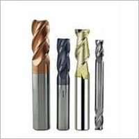Two Flute Solid Carbide Ball Nose Spiral Bit