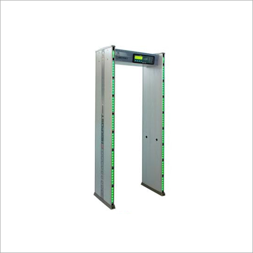 Eight Zone Door Frame Metal Detector