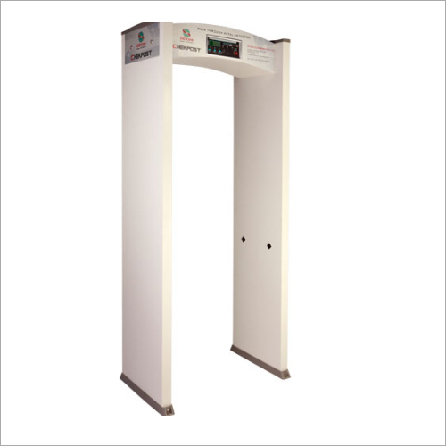 Metal Door Detector Machine