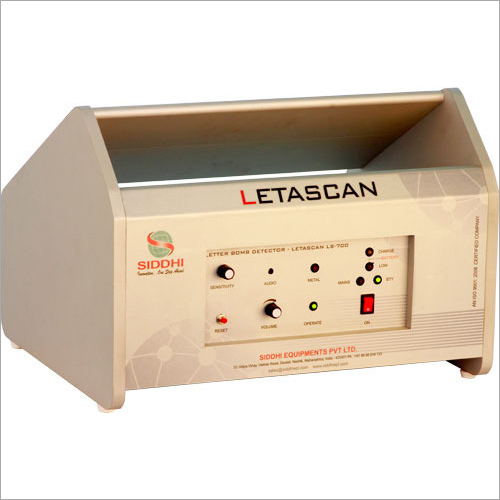 Desktop Letter Bomb Detector
