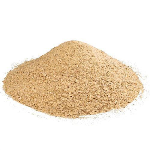 Crushed Wood Dust Powder