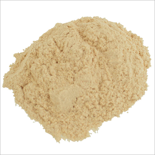 Brown Crushed Wood Dust Powder